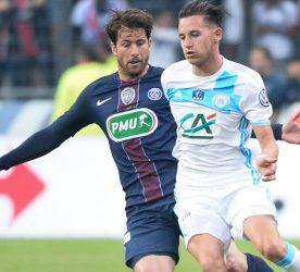 Florian Thauvin (OM-PSG) finale de la Coupe de France 2016