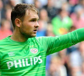 Jeroen Zoet - 04.10.2015 - Ajax Amsterdam / PSV Eindhoven - Eredivisie Photo : Chamid / Soenar / Icon Sport