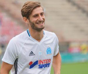 Baptiste Aloé - défenseur Olympique de Marseille / Crédit photo FCM