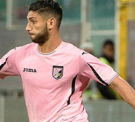 Achraf Lazaar - 06.01.2016 - Palerme / Fiorentina - 18eme journee de Serie A Photo : Ponente / IPP / Icon Sport *** Local Caption ***