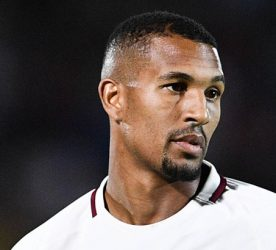 William Vainqueur during the friendly Match between AS Roma and Latina in Latina on August 10, 2016.  Photo: Liverani / Icon Sport