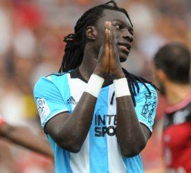 Bafetimbi Gomis - Attaquant de l'Olympique de Marseille