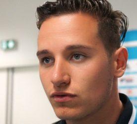 Florian Thauvin OM -TFC Zone mixte