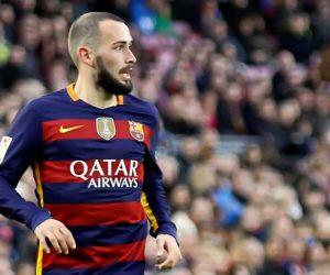Aleix Vidal - 09.01.2016 - Barcelone / Grenade - 19eme journee de Liga