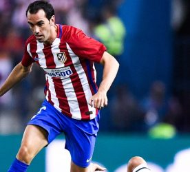 LaLiga match between Atletico and Alaves. In this picture, Diego Godin. Aug 21 2016 Photo : Rivero / Marca / Icon Sport