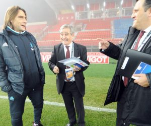 Match reporté Dijon - OM  - Frederic BOMPARD et Georges CECCALDI