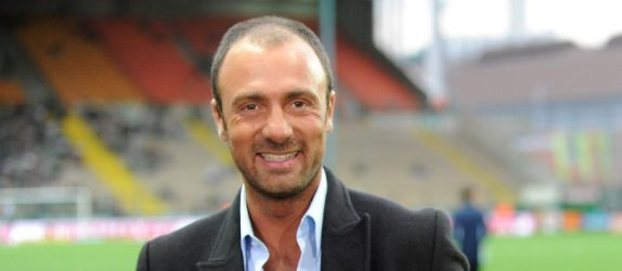 Christophe Dugarry - ancien joueur de l'OM - Olympique de Marseillle