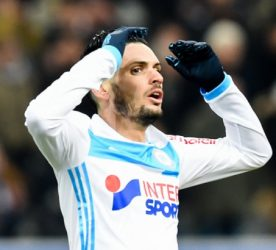Remy Cabella of Marseille looks dejected during the Ligue 1 match between Olympique de Marseille and AS Monaco at Stade Velodrome on January 15, 2017 in Marseille, France. (Photo by Alexandre Dimou/Icon Sport)