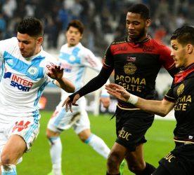 Morgan Sanson - Marseille - Ligue 1 - Marseille vs Guingamp