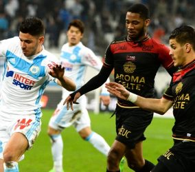 Morgan Sanson - Marseille - Ligue 1 - Marseille vs Guingamp