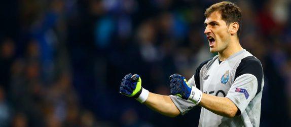 Iker Casillas, gardien du FC Porto