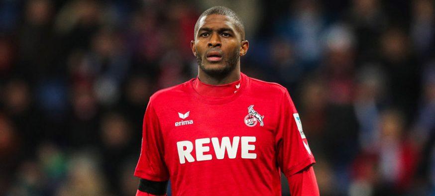 Anthony Modeste Hoffenheim and FC Koln