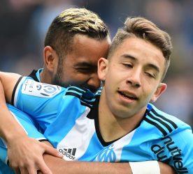 Maxime Lopez - Olympique de Marseille Dimitri Payet