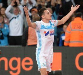 Florian Thauvin - Olympique de Marseille vs As Saint Etienne - Stade Velodrome