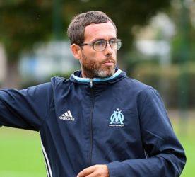 Christophe Parra coach OM féminines.