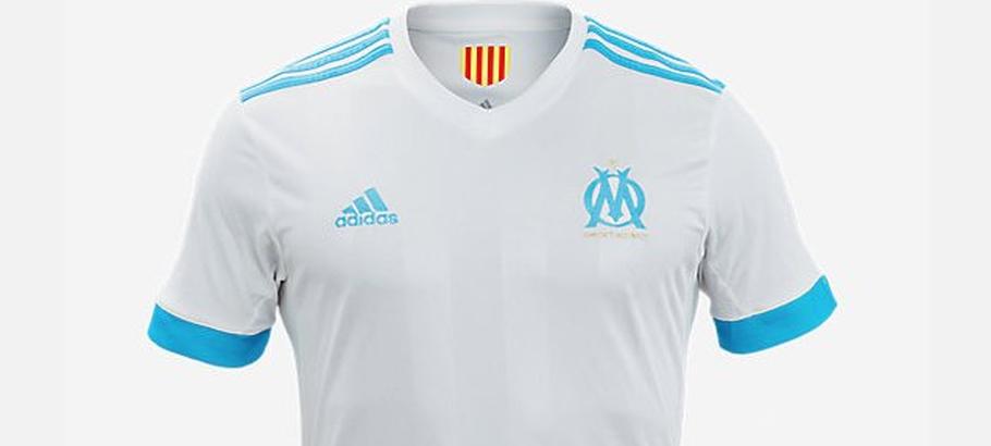 Les 10 derniers sponsors maillot de l'OM, vous en avez