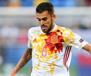 Dani Ceballos of Spain during the UEFA Under21 Championship match between Spain and Portugal on 20th June 2017 Photo : Rafal Oleksiewicz / Newspix / Icon Sport
