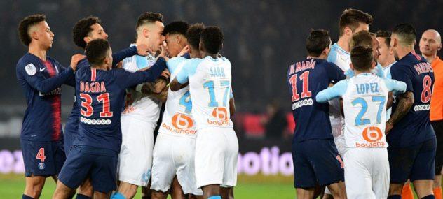 PSG vs OM 2019