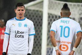 Thauvin Payet PSG OM 2021