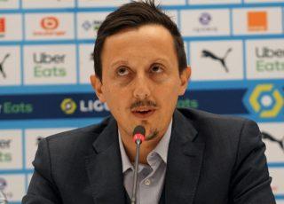 Pablo Longoria président de l'OM