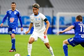 Boubacar Kamara OM Strasbourg 2021