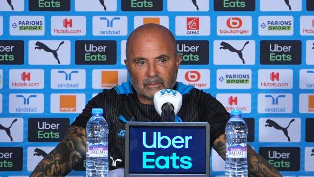 Jorge Sampaoli conf de presse